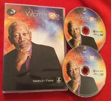 Through the Wormhole With Morgan Freeman: Season Three 3 (DVD  2-Disc Set)