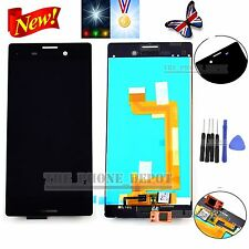 For Sony Xperia M4 Aqua E2303 LCD Display Touch Screen Digitizer Assembly Black