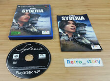 PS2 Syberia PAL