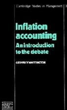 Inflation Accounting: An Introduction to the Debate (Cambridge Studies in Manage