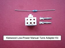 Kenwood Low Power Manual Tune Up Adapter Kit Works Same As Tunerite