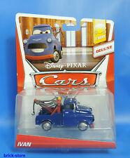 Mattel Disney Cars Deluxe /  BDW74 / Ivan