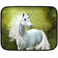 Hot New Unicorn Horse for Mini Fleece Blanket Free Shipping