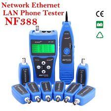 Nf-388 Cable De Blue Probador Lan Rj45 Rj11 Usb Cable Coaxial Tester/Bono Bolsa