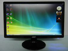 """Acer S191HQL Gb Widescreen 18.5"""" LED LCD Monitor"""