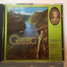 Grieg Piano Concerto + 4 Lyric Pieces - Audun Kayser - FS  Made in Switzerland