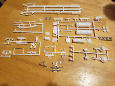 1/25 AMT Tyrone Malone Super Boss Drag Truck Chassis Parts LOT Build your own