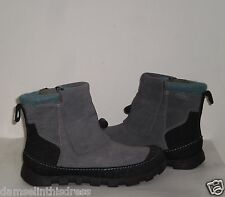 SIMPLE PLANET WALKERS Womens Ankle Boots GRAY  Suede 7US NWOB Hard to Find!