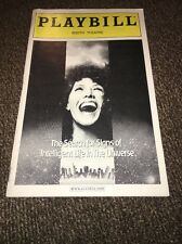 Lily Tomlin Playbill The Search for Signs of Intelligent Life in the Universe 01