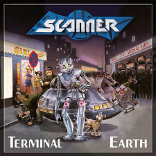 Scanner Terminal Earth CD (200921)