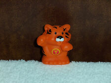 Fisher Price Little People A to Z Learning Zoo Alphabet Letter (T) Tiger