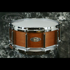 Pearl 6.5x14 Free Floating Maple/Mahogany Snare Drum
