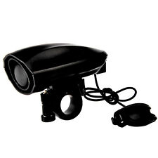 Waterproof 120db 2 Sound Loudest Bicycle Horn Cycle Electric Bike Bell