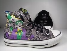 Mens Converse All Star Chuck Taylor Justice League DC Comics  shoes size 6 W8
