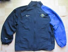 INTER MILAN ZIP Training Track Jacket NIKE 2004-2005 Nerazzurri adult SIZE M