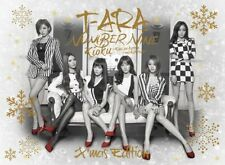 NEW T-ARA NUMBER NINE 2CD DVD GOODS Japan Christmas Limited Edition F/S