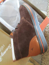 NEW TOMMY BAHAMA RIKER ANKLE BOOTS MENS 9 SUEDE LEATHER CHUKKA BOOTS