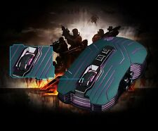 9D 3200DPI Optical 2.4G Wireless Gaming Mouse Mice For DotA FPS Laptop PC Gamer
