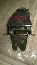 93 94 95 96 97 VOLVO 850 TRUNK LATCH LOCK ACTUATOR OEM GUARANTEE 81-S-4
