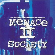 Various Artists Menace II Society: The Original Motion P CD