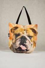 3D bag animal Cute & Unique Gift with British Bulldog Handmade!