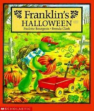Franklin's Halloween, Paulette Bourgeois, Good Book
