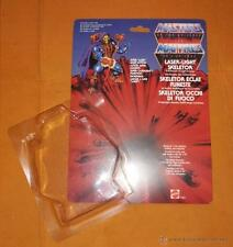 MOTU ((( SKELETOR LASER LIGHT))) Restauration KIT Bubble + Card MASTERS UNIVERSE