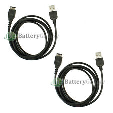 2 USB Battery Charger Data Sync Cable for Nintendo DS NDS Gameboy Advance GBA SP