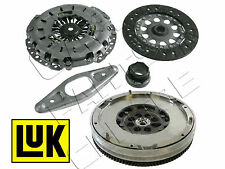 FOR BMW 320 D TD E46 150bhp 03-05 LUK CLUTCH DUAL MASS FLYWHEEL & CLUTCH KIT NEW