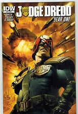 JUDGE DREDD: YEAR ONE #2 - GREG STAPLES COVER - 2013