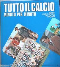 ENCICLOPEDIA=TUTTO IL CALCIO MINUTO PER MINUTO=LA STORIA DEL CALCIO ITALIANO='83