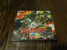 PCEWorks Memories Cycho Rider, Force Gear, Gunhed, Twin Bee, NEC Duo-R Super CD