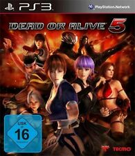 Sony PS3 Playstation 3 Spiel ***** Dead or Alive 5 **********************NEU*NEW