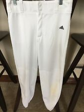 Adidas youth boys large baseball pants