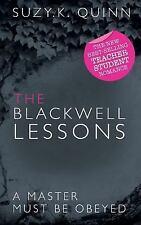 New Adult / College Romance: The Blackwell Lessons : Teacher Student Romance...