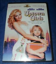 """""""UPTOWN GIRLS""""   DVD 2004   ~GOOD CONDITION~   *FREE SHIPPING*"""