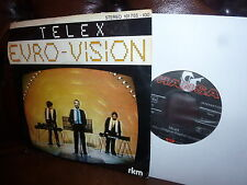 Telex, Evro Vision, French and English Version, Belgien Electronic Pop, Hansa