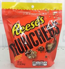 Reese's Crunchers Peanut Clusters Covered in Milk Chocolate 6.5 oz Reeses