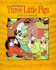 Walt Disney's Three Little Pigs Pop-Up: Pop-Up Book