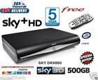 SKY HD BOX PLUS + HD BOX - 500GB - SKY AMSTRAD DRX890 - ON DEMAND LATEST VERSION