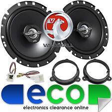 Vauxhall Vivaro 2016  JVC 17cm 6.5 Inch 600 Watts 2 Way Front Door Van Speakers