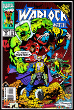 Warlock and the Infinity Watch #19 Cover A (1992 Series), 1st Print , Marvel, NM