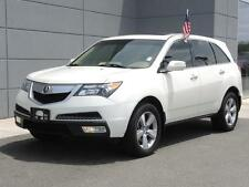 Acura: MDX AWD 4dr Tech