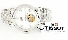 Tissot T0502071111600 Women's Automatic Lady Heart Mother of Pearl Watch - NEW