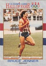 BRUCE JENNER 1991 Impel Olympics card Team USA Track and Field NR MT
