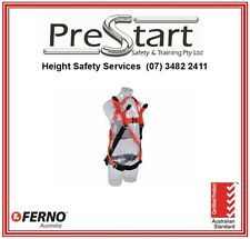 Safety Harness- Full body, Ferno    Height Safety, Roof Safety, Confined space