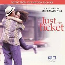 Just The Ticket: Music From The Motion Picture, , Good Soundtrack, Import