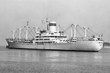 mc3337 - Chinese Cargo Ship - Qing He Cheng , built 1963 - photo 6x4