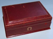 Extremely RARE 1960's Gents Full Size Omega Constellation Chronometer Box