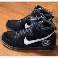 NIKE DUNK HI SUPREME TZ ALIFE ARC 370353-011 SZ 10.5 BLACK WHITE GUM 2009 NSW